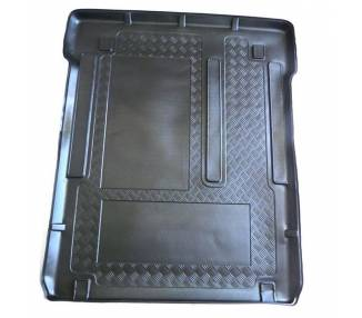 Boot mat for pour Citroën Jumpy de 2007-2016 monospace 5 portes Chassis 3122mm possibilité de découper l'attache de l