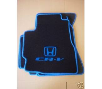 Tapis de sol pour Honda CRV de 2002-2006