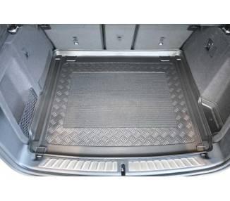 Kofferraumteppich für BMW X3 (G01) ab 2017 SUV 5 Türen Inkl. Modelle mit Varioschienen