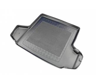 Boot mat for pour Skoda Octavia III 5E à partir de 2013 break 5 portes Coffre haut