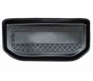 Kofferraumteppich für Volkswagen Up! Limousine ab 09/2011- erhöhte Ladefläche