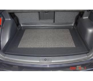 Tapis de coffre pour Volkswagen Golf VI plus 2009-2014 sièges arrières completement repoussés vers l'avant