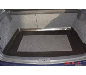 Boot mat for Volkswagen Golf VI berline à partir du 09/2008- avec la roue de secours