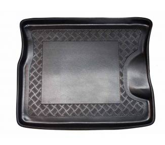 Boot mat for Volkswagen Golf II berline 3 et 5 portes de 1983-1991