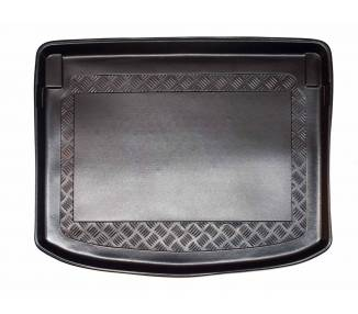 Boot mat for Volvo V40 II Berline à partir du 07/2012- pour le coffre en position haute