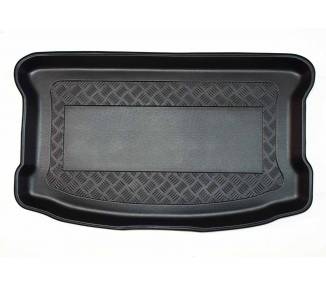Boot mat for Toyota Yaris III Berline 3/5 portes à partir du 09/2011- pour coffre en position haute