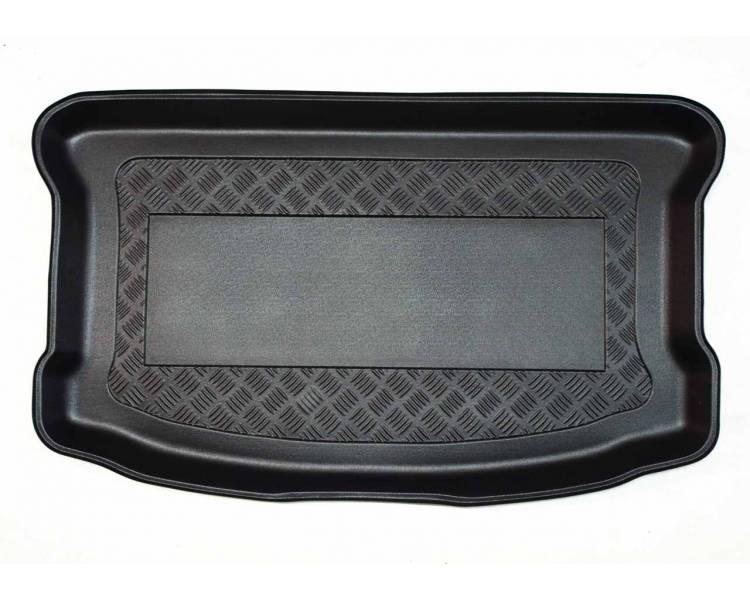 Boot mat for Toyota Yaris III Berline 3/5 portes à partir du 09/2011- pour coffre en position haute