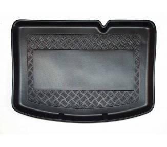 Kofferraumteppich für Toyota Yaris III Limousine 3/5-türig ab 09/2011- vertiefte Ladefläche