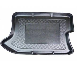 Kofferraumteppich für Toyota Auris Hybrid ab 2010- erhöhte Ladefläche