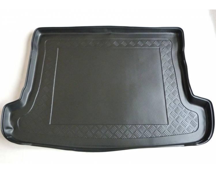 Boot mat for Toyota Corolla Verso monospace 5 portes de 2004-2009
