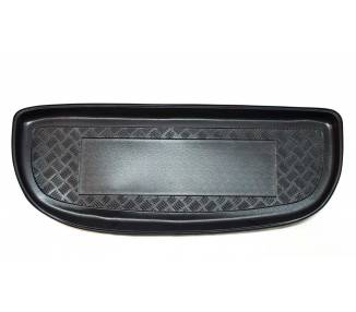Boot mat for Toyota Avensis Verso monospace 7 places à partir de 2001-