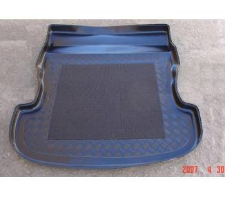 Boot mat for Toyota Avensis Verso monospace 5 places à partir de 2001-