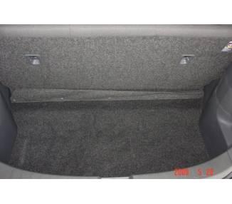 Tapis de coffre pour Suzuki Splash 5 portes à partir de 2008- coffre en position basse