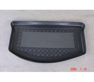 Kofferraumteppich für Suzuki Splash 5-türig ab Bj. 2008- vertiefte Ladefläche