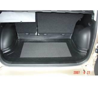 Kofferraumteppich für Suzuki Grand Vitara 5-türig ab Bj. 2005-