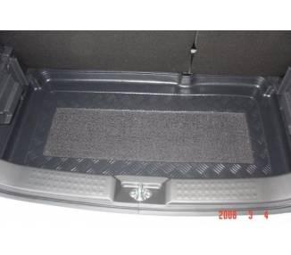 Boot mat for Suzuki Swift coffre inferieur à partir de 2007-