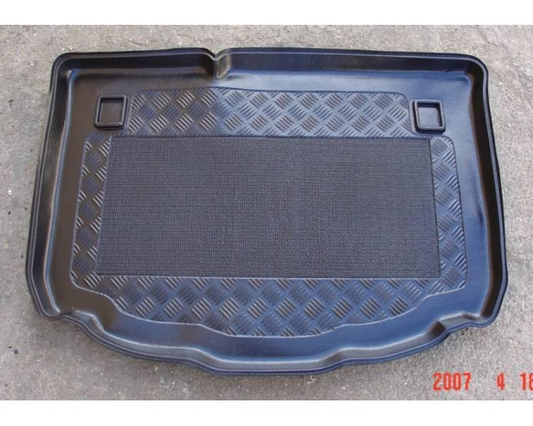 Boot mat for Citroen C3 de 2002-2009