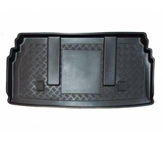 Boot mat for Ssang Yong Rodius 7 places à partir de 2005-