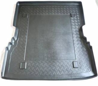 Boot mat for Ssang Yong Rodius 5 places à partir de 2005-