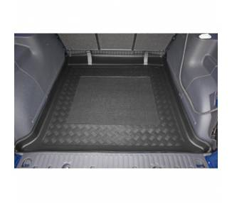 Boot mat for Mercedes Citan W415 Mixto Monospace à partir de 2012-