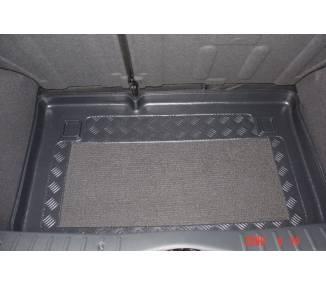 Tapis de coffre pour Citroen C3 de 2002-2009