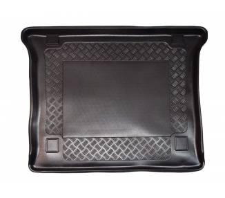 Boot mat for Fiat Doblo III Monospace à partir de 2010-