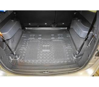 Boot mat for Dacia Lodgy Monospce 7 places à partir du 07/2012-