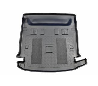 Boot mat for Dacia Lodgy Monospce 7 places à partir du 07/2012-