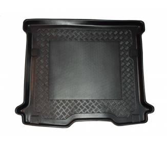 Boot mat for Dacia Dokker Monospace 5 places à partir de 2012-