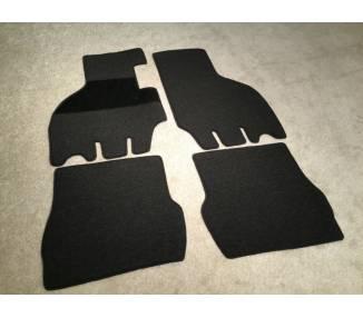 Carpet mats for VW 411 / 412 Type 4