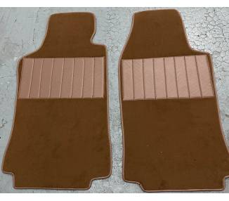 Complete interior carpet kit for Fiat Dino 2000 coupé from 1966-1972 (only LHD)
