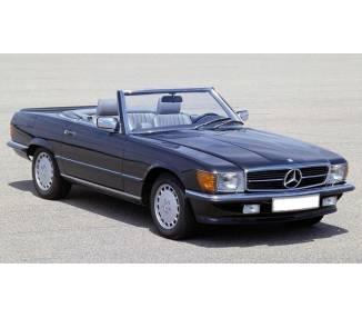 Moquette de sol pour Mercedes-Benz W107 SL (R107 Cabrio) sans strapontin 1971–1989