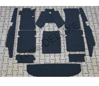 Complete interior carpet kit for Mercedes-Benz W109 from 1965-1969 (only LHD)