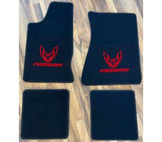 Car carpet for Pontiac Firebird de 1982-1992
