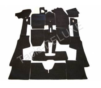 Complete interior carpet kit for Porsche 911/912 Targa model F Sportomatik short wheelbase 1965-1968
