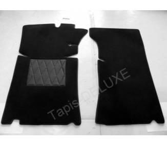 Carpet mats for Alfa Romeo Spider Fastback 1978-1988 (only LHD)
