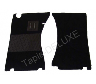 Carpet mats for Alfa Romeo Duetto Spider (only LHD)