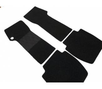 Carpet mats for BMW 501 1952-1964 (only LHD)