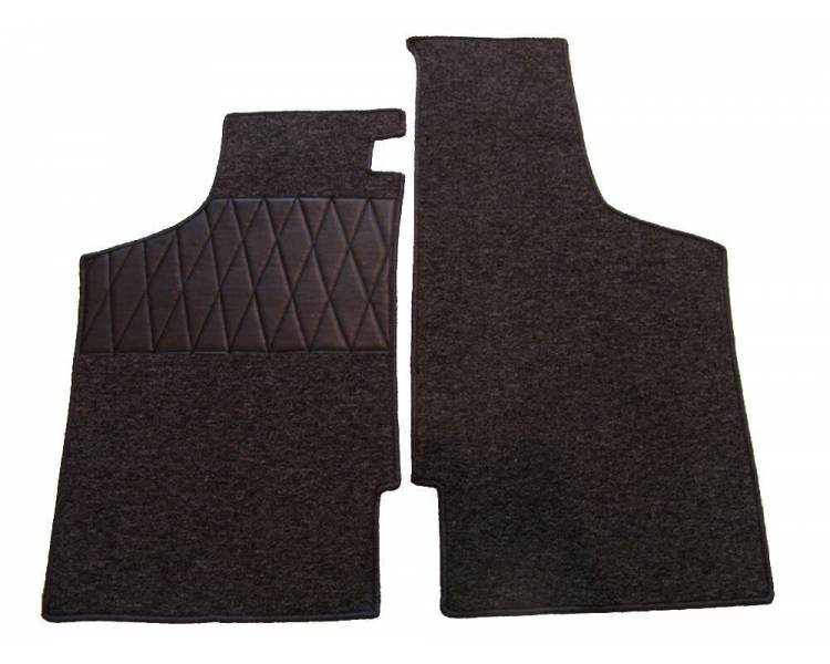 Carpet mats for BMW 700 LS 1962–1965