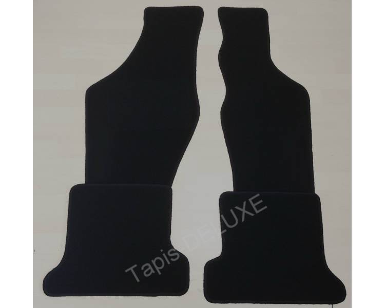 Carpet mats for Audi Quattro 20V 1989–1991