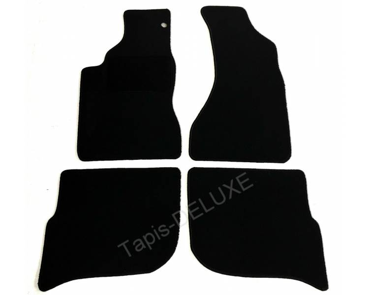 Carpet mats for Audi V8 Typ D11 Quattro 1988–1994