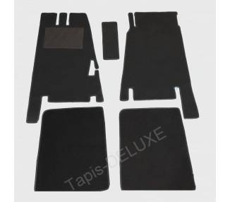Carpet mats for Aston Martin Volante V8 1978-1989 (only LHD)