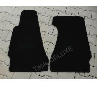 Carpet mats for Aston Martin Vantage Coupé V8 2005-2017 (only LHD)