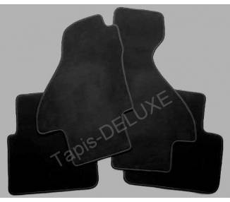 Carpet mats for Ferrari Mondial 8 (3.0) and 3.2 l and Mondial T Coupé 1980-1989 (only LHD)