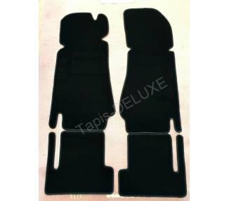 Fußmatten für Fiat 124 Spider