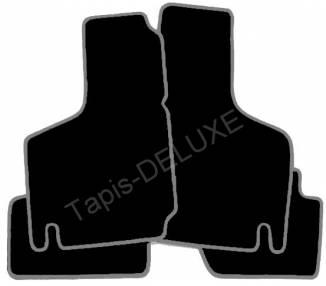 Carpet mats for Fiat 600 Type D-E Seicento 1955-1969 (only LHD)