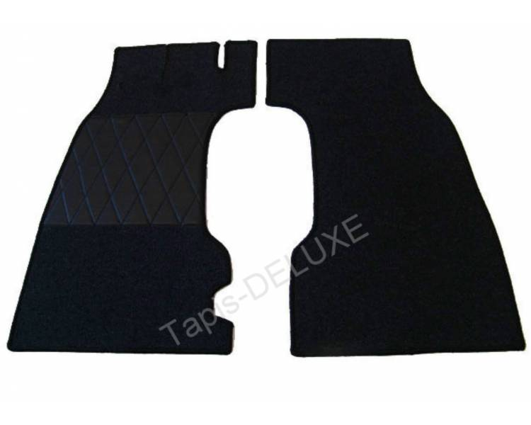 Carpet mats for Fiat 500 Topolino A and B 1936–1955 (only LHD)