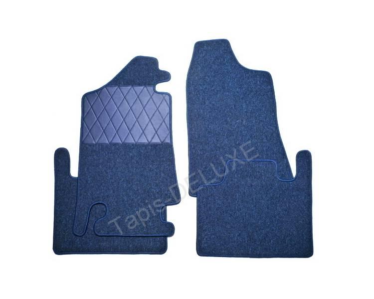 Carpet mats for Fiat 124 Sport Coupé (only LHD)
