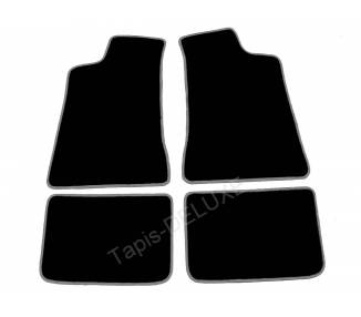 Carpet mats for Ford Escort II RS2000 1975-1980 (only LHD)