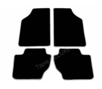 Carpet mats for Ford Escort III and XR3 (only LHD)